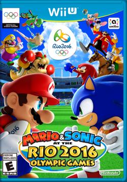 Mario & Sonic 2016