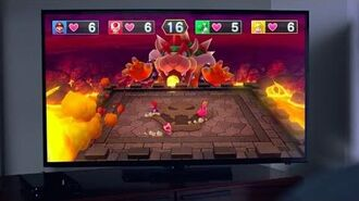 Mario Party 10 - Bowser TV Commercial