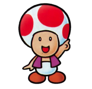 Toad NES