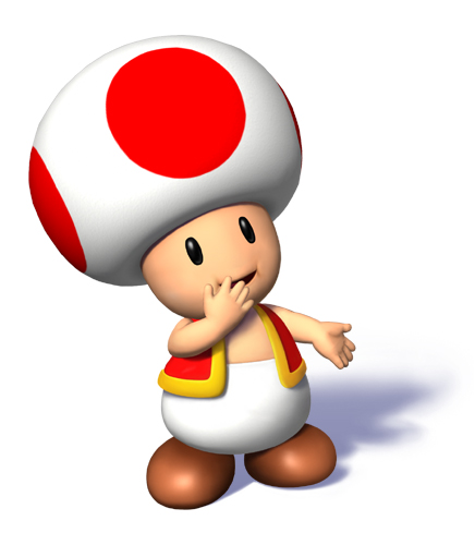 Toad | Super Mario Wiki | FANDOM powered by Wikia