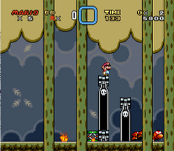 SMW Screenshot Outrageous