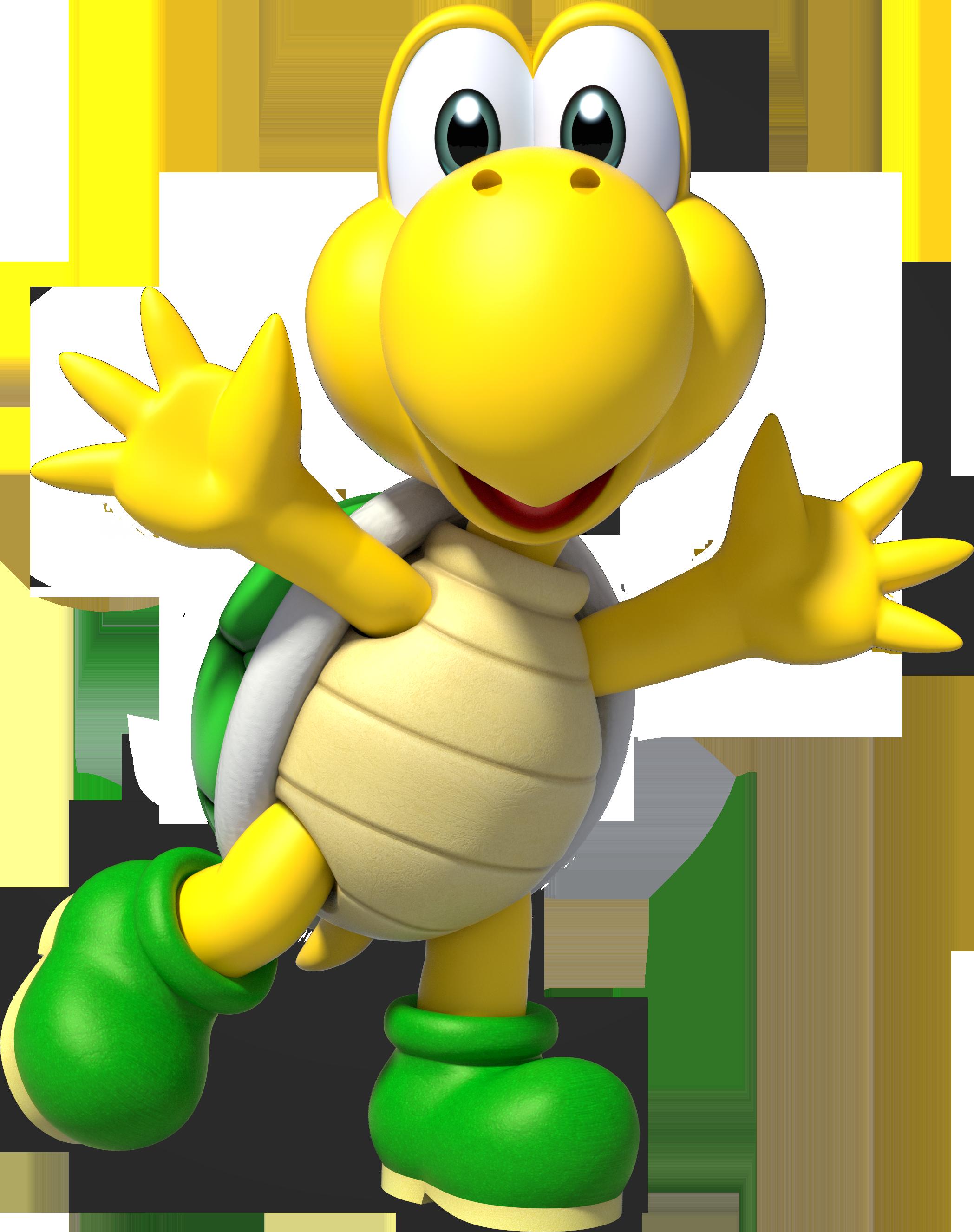 Koopa Troopa Mariowiki Fandom