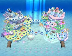 Undersea Dream Party Mode