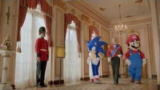 Commercial Mario & Sonic at the London 2012 Olympic Games (3DS) 1