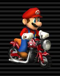 Cyclo Vroum - Mario