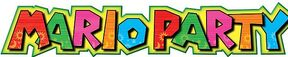 Logo Mario Party (saga)