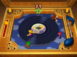 MP2 Dizzy Dancing