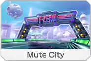 Mute City Icon