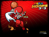 Ninja-mario-hoops-3on3-wallpaper 1024x768 12108