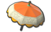 Ombrelle Peach orange MK8
