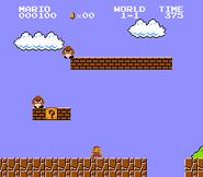 SMB World 1-1 NES