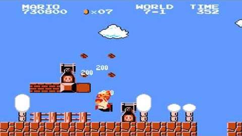 Super Mario Bros. - World 7-1