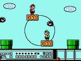 Super Mario Bros. 3 (micro-jeu avec plateforme)