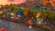 Animal Crossing - MK8 (automne)