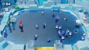 Basse-cour sur glace - SMP