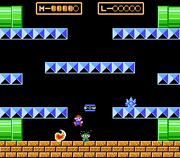 SMB3 Mario Bros. Battle Mode