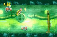 DKC3GBA Screenshot Laues Labyrinth 3