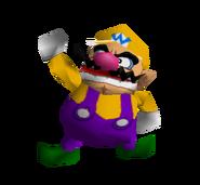 Mario Party - Wario 3D