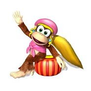 Diddy Kong Racing DS Dixie large