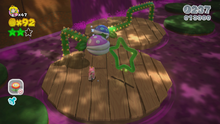 En el videojuego