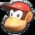 MKT Icône Diddy Kong