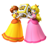 Peach y Daisy MP9