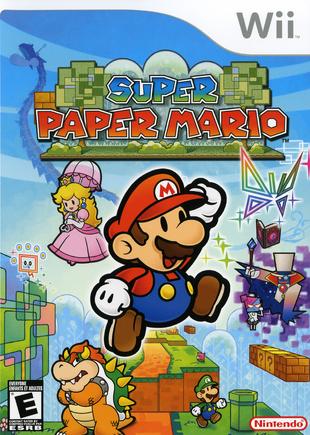 Super Paper Mario   MarioWiki   FANDOM powered by Wikia