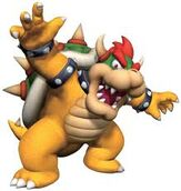 Bowser (Super Mario Ds 64)
