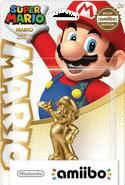 Image - Amiibo - Super Mario - Mario Golden Edition