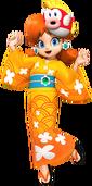 MKT Art Daisy (yukata)