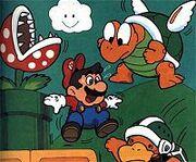 Mario en Isla de Gigantes