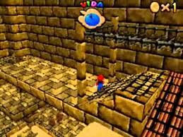 Super Mario 64 Arenas Ardientes