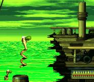 DKC2 Screenshot Klapper-Misere 5
