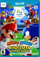 M&S Rio 2016 Wii U