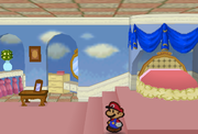 Princess Peach's room