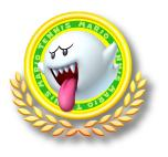 Boo(Mario Tennis Open)