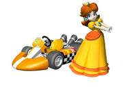 MKW Artwork Prinzessin Daisy
