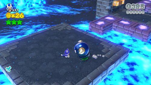 Monde 7-4 3D World