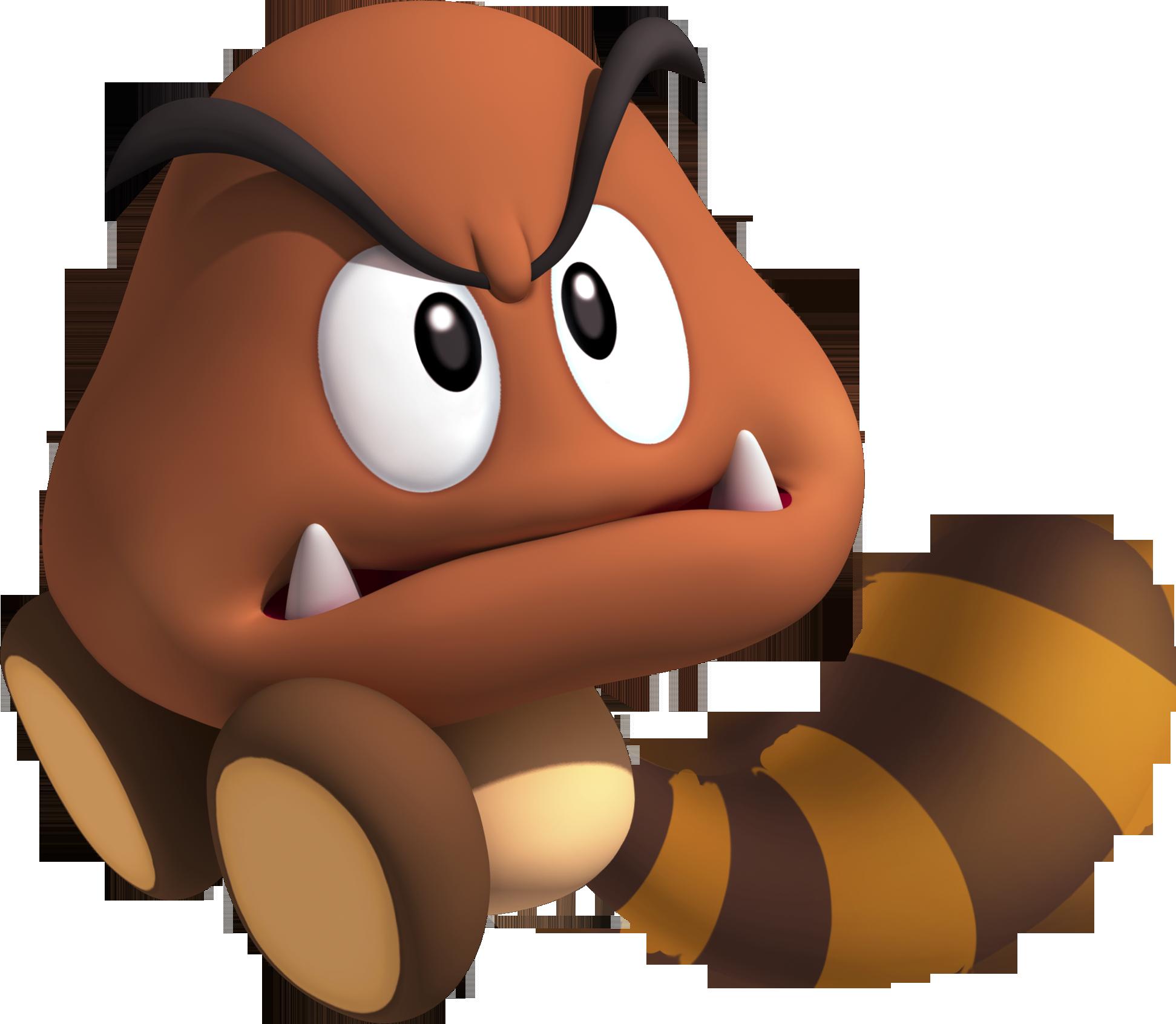 Tail Goomba   MarioWiki   FANDOM powered by Wikia
