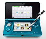 3DS Foto Menü