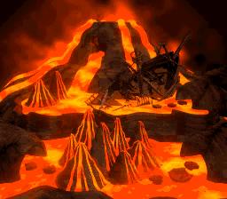 Crocodile Cauldron Overworld (Donkey Kong Country 2)