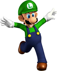 Luigi - SM64DS
