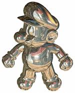 Metal Mario SM64