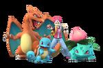 Dresseur de Pokémon - SSBB