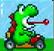 SMK Screenshot Yoshi