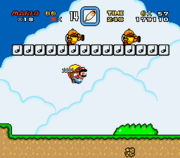 SMW Screenshot Sumo-Koopas