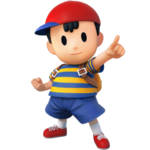 SSB4 Artwork Ness