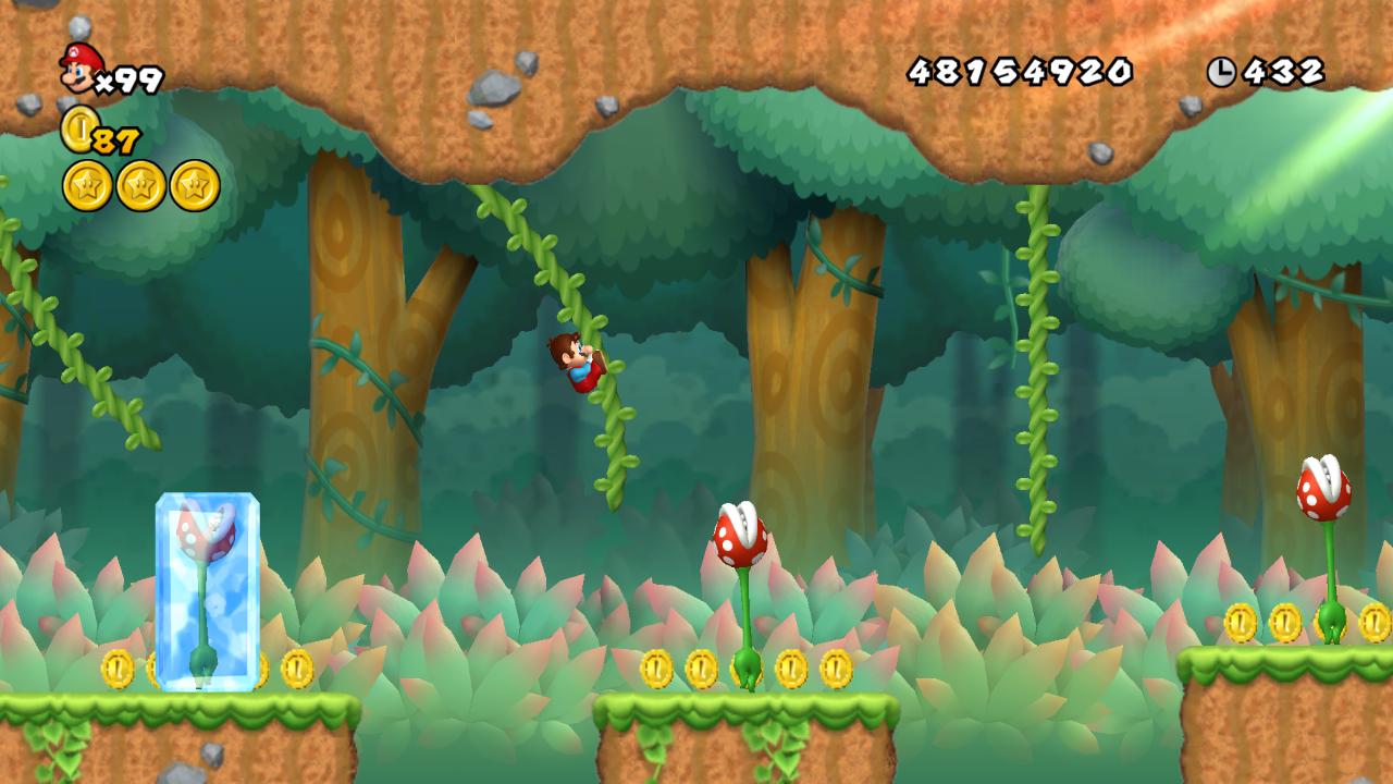 World 5 1 New Super Mario Bros Wii Mariowiki Fandom