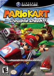 Capa Mario Kart Double Dash!!