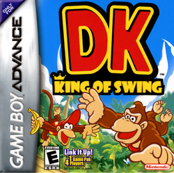 DK - King of Swing Box (North America)